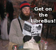 Get on the LibreBus!